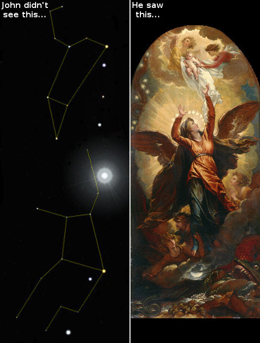 Stars and actual figures